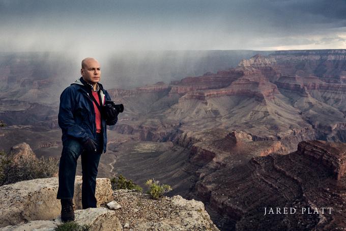 Shoshone point Grand Canyon, Arizona, portraits (2)