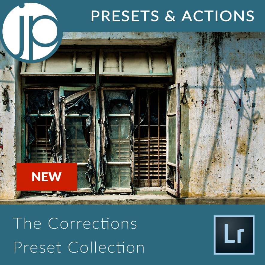 Jared Platt's Corrections Presets Collection