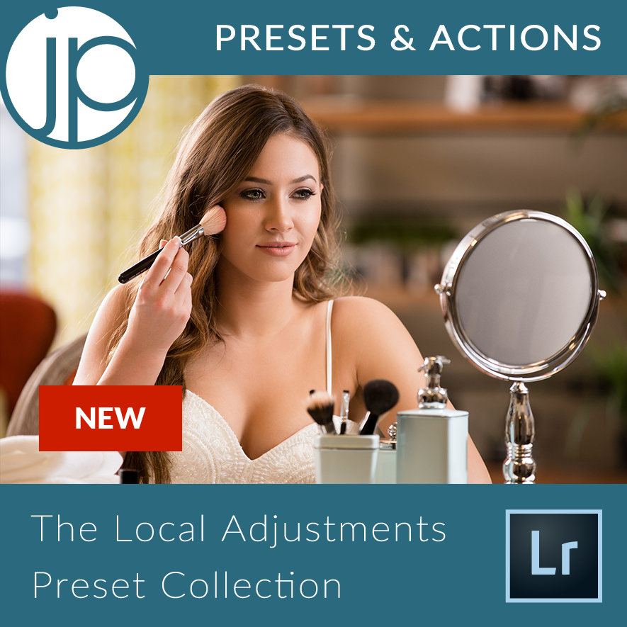 The Local Adjustments Preset Collection